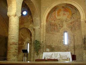 Affreschi in Sant'angelo a Pianella