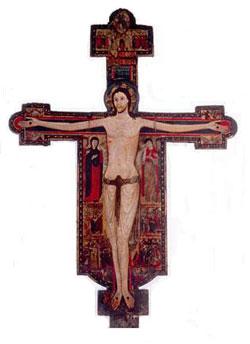Guglielmo: Croce dipinta, cattedrale di Sarzana
