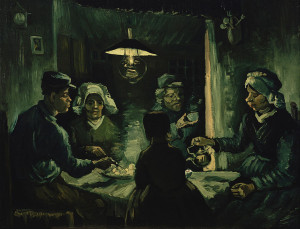 Mangiatori di patate - Kröller-Müller Museum