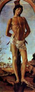 Sandro Botticelli -San Sebastiano