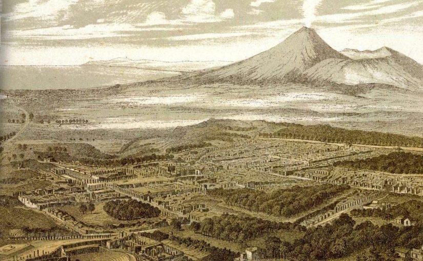 Scavi archeologici di Pompei: un viaggio nel tempo