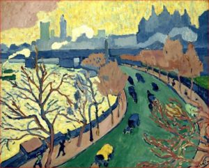 Andre Derain - Ponte Charing Cross 1906
