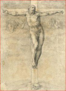 Crocifissione per Vittoria Colonna, intorno al 1545.