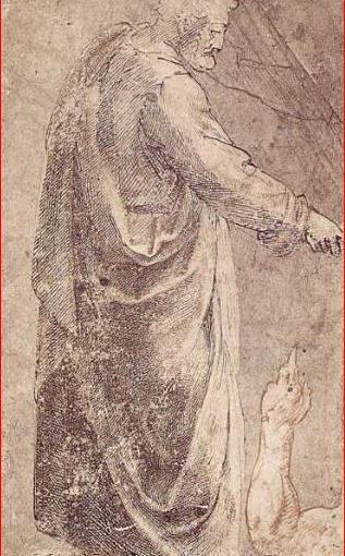 Il San Pietro di Michelangelo Buonarroti