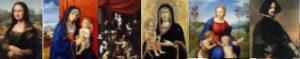 I grandi maestri della storia dell'arte