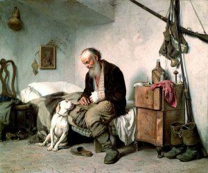 Antonio Rotta - Un uomo ed il suo cane
