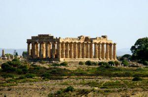 Tempio di Selinute, conosciuto anche come Tempio di Era
